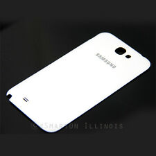 OEM Back Battery Cover Housing White Samsung Galaxy Note 2 II N7100 i605 L900
