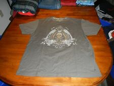 vintage marc ecko cut & sew t shirt textured skull mens xl