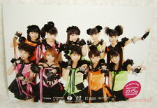 Morning Musume Wakuteka Take a chance 2012 Taiwan Promo Picture Card (photocard)