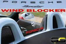 Boxster Wind Screen , Deflector , Blocker 981 2012 2013 2014 2015 2016 Spyder