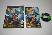 Tak 2 The Staff Of Dreams Nintendo Gamecube Game Complete Tested