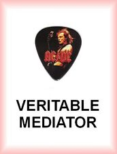 AC/DC   MEDIATOR medium     ACDC       AC DC  PLECTRUM  guitar pick
