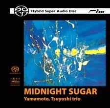 MIDNIGHT SUGAR - FIM-SACD-035 - TSUYOSHI YAMAMOTO TRIO - HYBRID-SACD