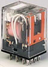 10 Pak Omron Relay MY4N 100/110VDC (S) 4PDT 110VDC 5A PLUG IN New