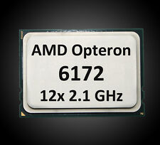 AMD Opteron 6172 | 12x 2.1 GHz | HP ProLiant DL385 G7 585324-B21/L21 583755-001