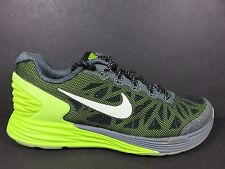 Nike Lunar Glide 6 Womens Size 6.5 Shoes Youth 5 Glow In the Dark 685693 001
