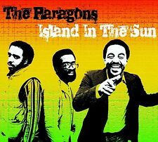 THE PARAGONS - ISLAND IN THE SUN  CD NEU