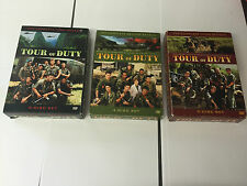 Tour of Duty: Complete Third Season RARE PLUS SEASON 1 AND 2 1987 043396108745