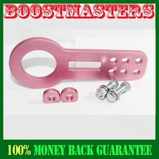 For 88-00 Honda Civic Integra Acura Tow Hook Front Pink