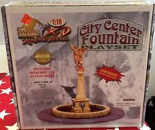 1/18 21st Century Ultimate Soldier World War II City Center Fountain Playset