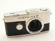 Olympus Pen F 35mm Half Frame Medical camera Body, serial no 141748  S/No. U6587