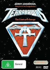 Terrahawks - The Complete Series (DVD, 2008, 9-Disc Set)