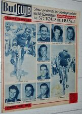 BUT & CLUB CYCLISME TOUR DE FRANCE 1950 HS PHOTOS COUREURS BOBET KÜBLER OCKERS