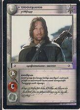 Lord of the Rings CCG - Tengwar - Aragorn Wingfoot #364 Rare