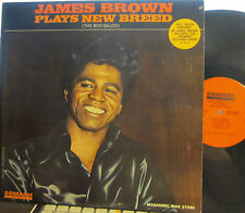 ► James Brown - Pays New Breed (The Boo-Ga-Loo) (Smash 27060) (Mono) w/Portrait!