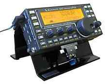 Elecraft KX3 Desk Stand by Nifty Accessories