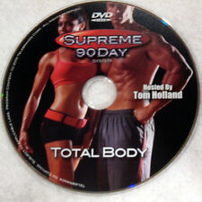 SUPREME 90 DAY WORKOUT - Total Body - New DVD - Shot In HD