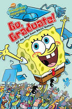 Go, Graduate! (SpongeBob SquarePants), Nickelodeon, New Book