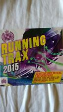 RUNNING TRAX MINISTRY OF SOUND CD   3 DISC NEW & SEALED