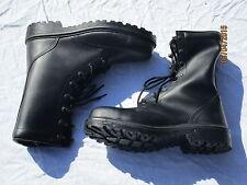 de sécurité Bottes, noir bottes, Double Duty , Taille. 9 M (43)