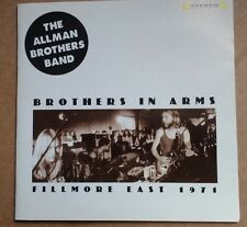 The Allman Brothers Band ‎– Brothers In Arms 3131971 nyc rare japan silver 2cd