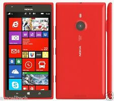 Nokia Lumia 1520 RED UNLOCKED Windows 8 LTE 16GB 20MP 6 Screen Smartphone FAIR