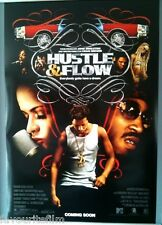 Cinema Poster: HUSTLE & FLOW 2005 (Main US One Sheet) Terrence Howard Ludacris