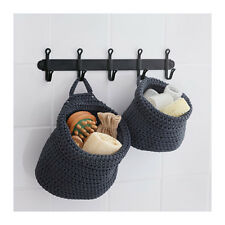 IKEA NORDRANA Handmade Baskets Pack of 2