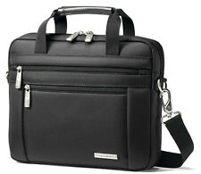 Samsonite Classic Business Case Netbook Shuttle Laptop Briefcase - Black