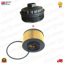 OIL FILTER + HOUSING CAP FOR FORD TRANSIT MK6 , MONDEO MK3, LTI LONDON TAXI TX2