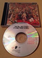 The Rolling Stones - It's Only Rock 'N' Roll CD Album Made In Italy 1994