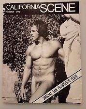 Winter Dec - Feb 1973/74 Magazine - California Scene - Gay Magazine