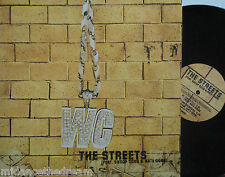 "THE STREETS feat SNOOP DOGG & NATE DOGG ~ WC ~ 12"" Single PS PROMO"
