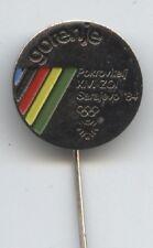 Orig.PIN    Olympische W.Spiele  SARAJEVO 1984  -  Sponsor gorenje  !!  SELTEN