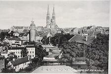 15285 Foto AK Görlitz  Blick von der Jäger Kaserne auf die Altstadt 1.3.40