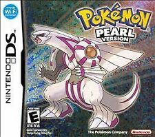Pokemon Pearl Version  (Nintendo DS, 2007) brand new