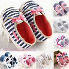 Baby shoes lovely soft sneakers boys girls infant toddler 3 sizes 0-18 months U