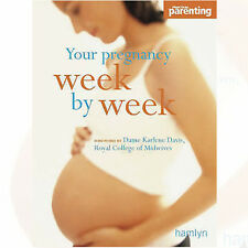 Dame Karlene Davis Your Pregnancy Week-by-week(Hamlyn Health) Paperback