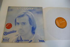GREGORY MAXI 45T PROMO OBSESSION PART 1& 2. D. DARRAS. SYNTH-POP. RCA FRENCH.
