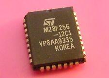10x m28f256-12c1 32kx8 Flash Memory, St Microelectronics
