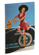 PIN-UPS Wall Calendar 2014 . . . Gil Elvgren weekly art girls diary . by Taschen