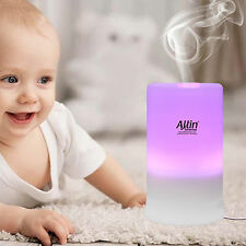 LED Aromatherapy Essential Oil Aroma Diffuser Ultrasonic Air Humidifier Purifier