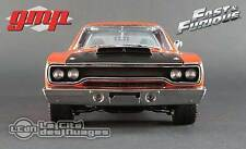 Fast and Furious 7 F&F VII 1970 Plymouth Road Runner 440 orange 1/18 18807 GMP