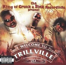 The King of Crunk & BME Present: Trillville [PA] by Lil Scrappy (CD ONLY)
