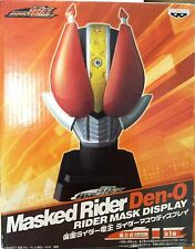 Masked Rider Den-O Head 1/2 Rider Mask Display