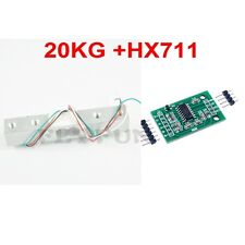 HX711 Weighing Sensors AD Module+20KG Scale Load Cell Weight Weighing Sensor