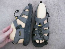 KEEN Gray Open Toe Water Sandals Youth 5 / Women's 6.5 M - NICE
