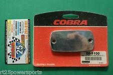 Cobra Honda Front Brake Reservoir Cover VT CB CBR FSC GL VF VFR VTR VTX ST NT