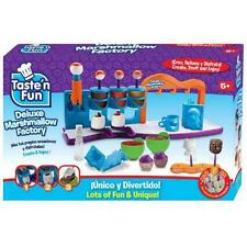 TASTE' N FUN DELUXE MARSHMALLOW FACTORY MAKER CHILDRENS CREATIVE TOY NEW GIFT