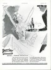 ▬► PUBLICITE ADVERTISING AD Eau Gazeuse PERRIER 1939 Libis (b)